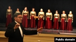 """""""Мастера хорового пения"""""""