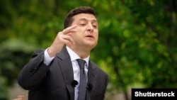 Украина президенти Володимир Зеленский.