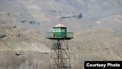 Դիտակետ հայ - թուրքական սահմանին՝ Բագարան գյուղի մոտ