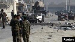 Vendi ku ndodhi njëri nga dy eksplodimet në Kabul