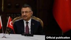 Вице-президент Турции Фуад Октай