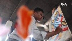 Pakistani Art School Fosters Talent And Tolerance