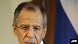 Orsýetiň Daşary işler ministri Sergeý Lawrow