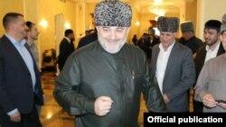 Иса Хамхоев, глава Духовного центра мусульман Ингушетии