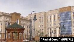"""Многопрофильный медицинский центр """"Истиклол"""" в г.Душанбе"""