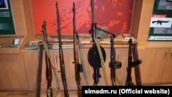 Музей в симферопольской школе