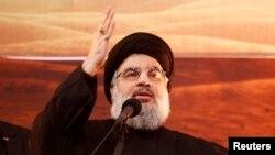 زعيم حزب الله اللبناني، حسن نصر الله