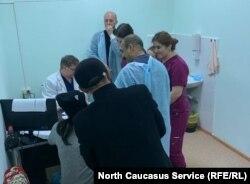 Консилиум медиков-волонтёров