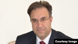 Luay al-Khatteeb Iraqi Minister of Electricity