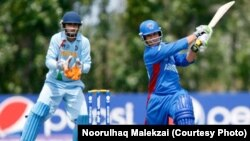 A recent survey suggests that nearly 75 percent of Afghans consider cricket their favorite sport.
