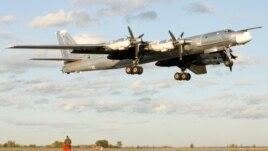 Ресей әскери ұшағы. (Көрнекі сурет)