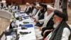 نشست هیئت طالبان در قطر