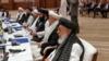 نمایندگان طالبان در یک کنفرانس صلح دو روزه ۷ جون ۲۰۱۹