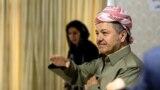 Masud Barzani's party got the most votes. (file photo)