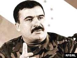 Полковник (сарҳанг)-и шӯришгар Маҳмуд Худойбердиев