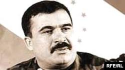 Бывший таджикский офицер Махмуд Худойбердиев.