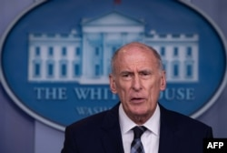 U.S. Director of National Intelligence Dan Coats