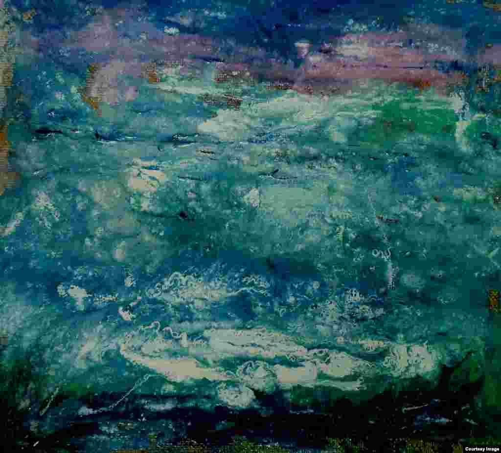 ზღვა. 2012 წელი