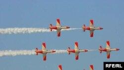 انتظار می رود این نمایشگاه صنایع هوایی بيش از ۴۰ هزار بازديد کننده داشته باشد.