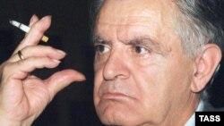 Писатель Фазиль Искандер.