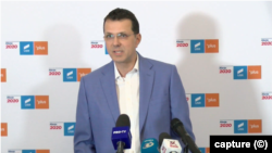 Ionuț Moșteanu, vicepreședinte USR