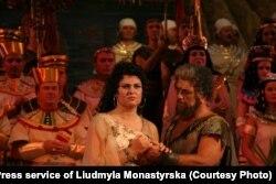 Людмила Монастирська