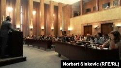 Sednica Pokrajinske vlade, Novi Sad, 20. jun 2016.