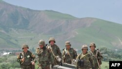 Hazing and other dangerous forms of harassment have proven a problem in Kyrgyzstan's military. (file photo)