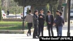 Донишҷӯёни тоҷик