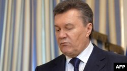 Бывший президент Украины Виктор Янукович.