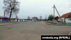 Бязьлюдныя вуліцы Ялізава