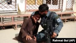 Кабул, 12 мая 2020 года. У роддома, подвергшегося нападению