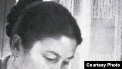 Нәзира Қожахметқызы Дәулетова, Қазақстанның еңбек сіңірген кітапханашысы. Жеке мұрағаттағы сурет.