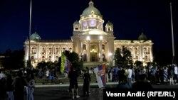Skupština Srbije, 14. jul 2020.