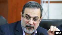 Mohammad Bathayi, Iranian education minister in Hassan Rouhani's cabinet. File photo