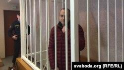 Александр Лапшин в суде