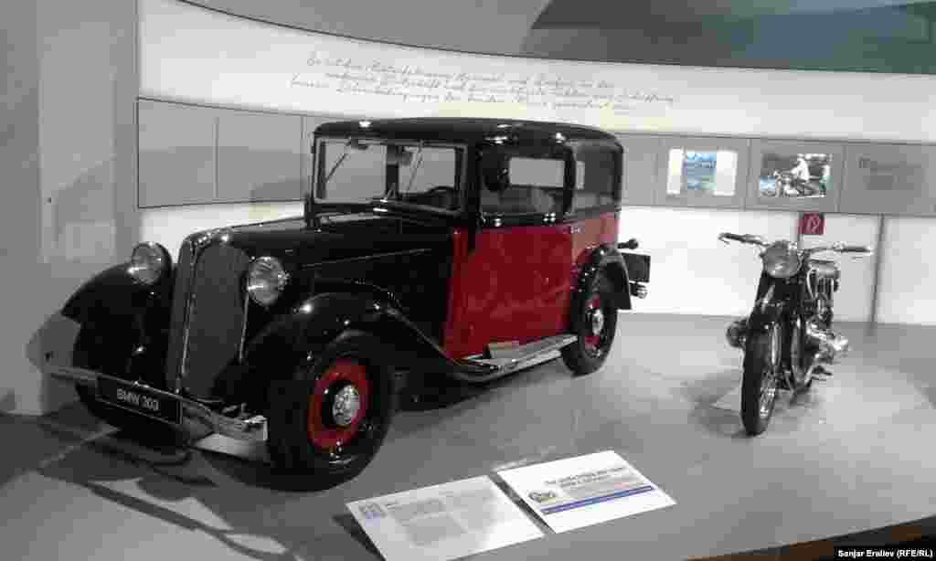 BMW-303, 1933року випуску