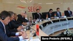 Процесот за соработка во Југоисточна Европа, Црна Гора, 2011.