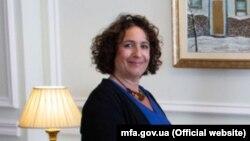 Посол Сполученого королівства в Україні Мелінда Сіммонс