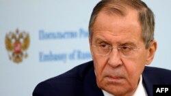 Архива - Рускиот министер за надворешни работи Сергеј Лавров.