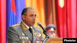 Armenia's police commander, Alik Sarkisian, has ruled out murder in the case, a view that relatives and activists dispute.