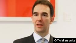 Ендрју Ки, Амбасадор на Велика Британија во Македонија