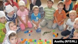 Татар Каргалыда мөселман балалары