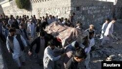 نگرانیها در مورد وضعیت بد بشری در مناطق جنگ زدۀ افغانستان
