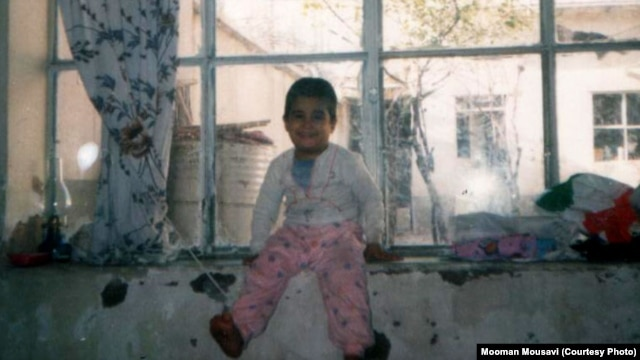 Hooman Musavi's childhood was marked by poverty and neglect.