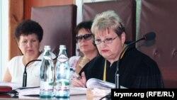 Суддя Ніна Ванглевська