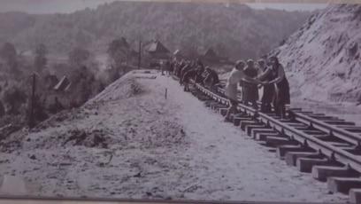 """Jedna od fotografija predstavljena na izložbi """"Historijska pruga kroz historijske izvore"""""""