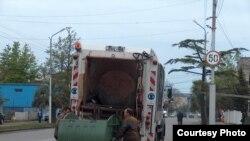 Служба очистки Тбилиси до сих пор с каждого человека взимает по 2,5 лари в месяц за уборку мусора