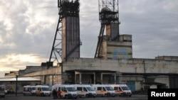 Шахта «Степова», де стався вибух, 2 березня 2017 року