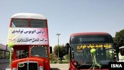 Iran – Deliver of 250 buses to Tehran public transport, Tehran, 09Feb2008
